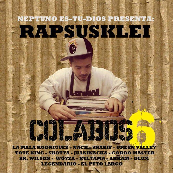 """Ya podéis descargar la nueva maqueta de Rapsusklei """"Colabos 6"""""""