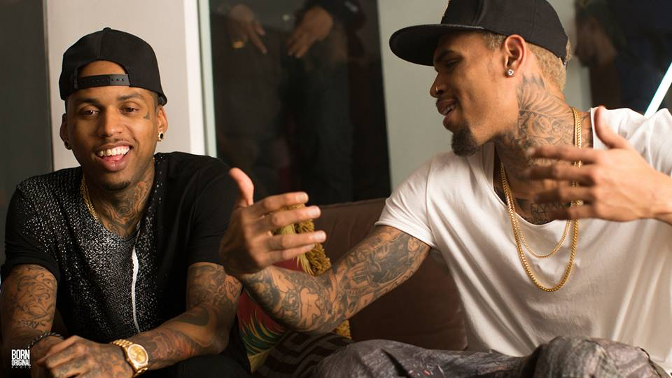 Kid Ink Ft Chris Brown – Hotel (Subtítulos Español)