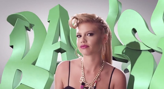 Chanel West Coast – Bass In The Trunk