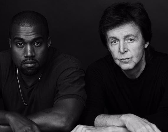 Kanye West Ft Paul McCartney – Only One