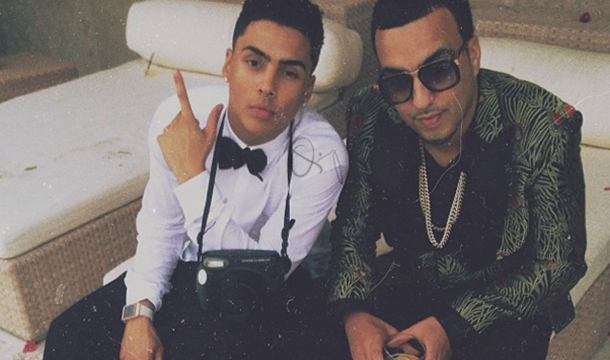 Quincy Ft French Montana – Friends First