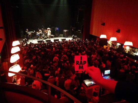 Así fue el concierto de Morodo en Santiago