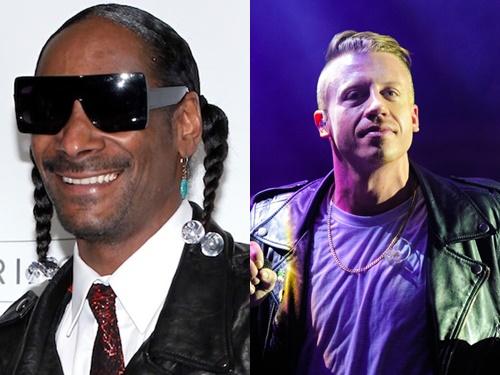 Snoop Dogg se ríe de Macklemore y de los Grammys