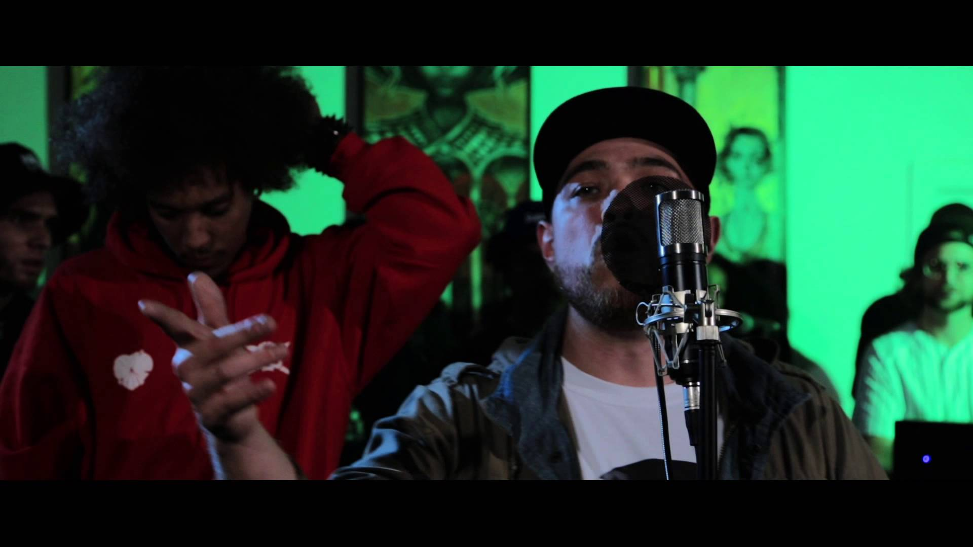 TeamBackpack Cypher – Illmaculate, Demrick & Sahtyre