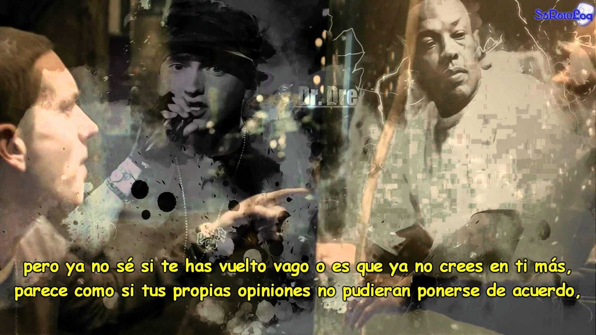 Dr. Dre Ft Eminem & Skylar Grey – I Need A Doctor (Subtítulos Español)