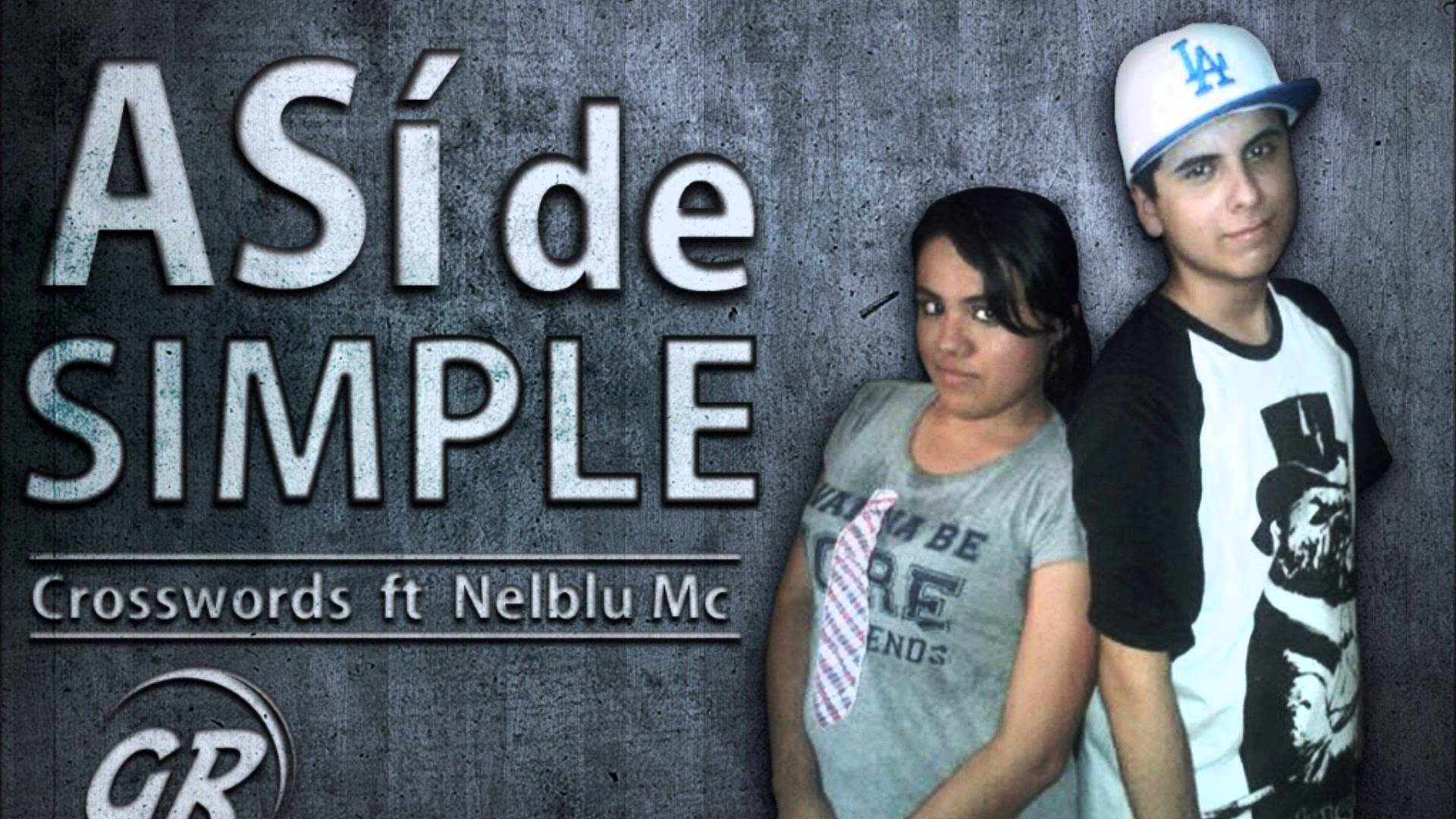Crosswords feat Nelblu – Así de simple