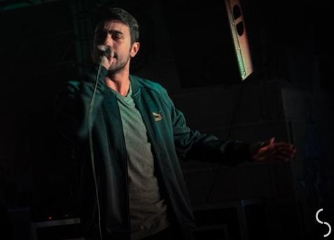 Fotos y vídeo del directo de Rayden en Murcia