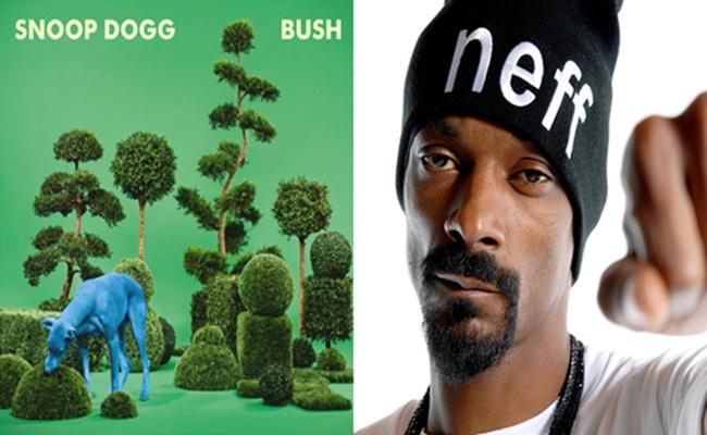 Ya esta disponible el nuevo álbum de Snoop Dogg «Bush»