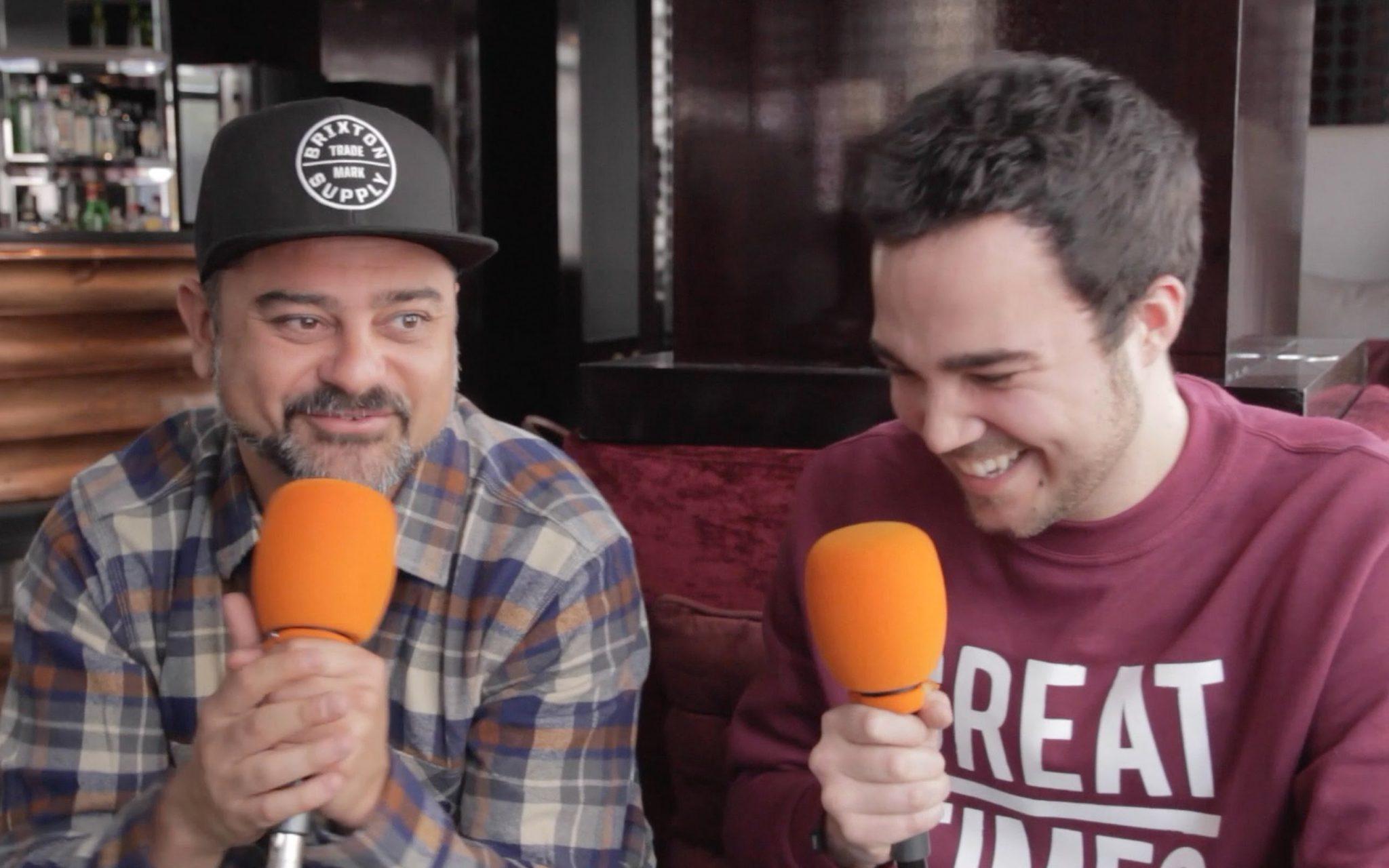Nach – Entrevista por The Other Face