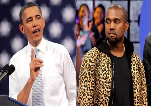 Barack Obama habla sobre Kim Kardashian y Kanye West