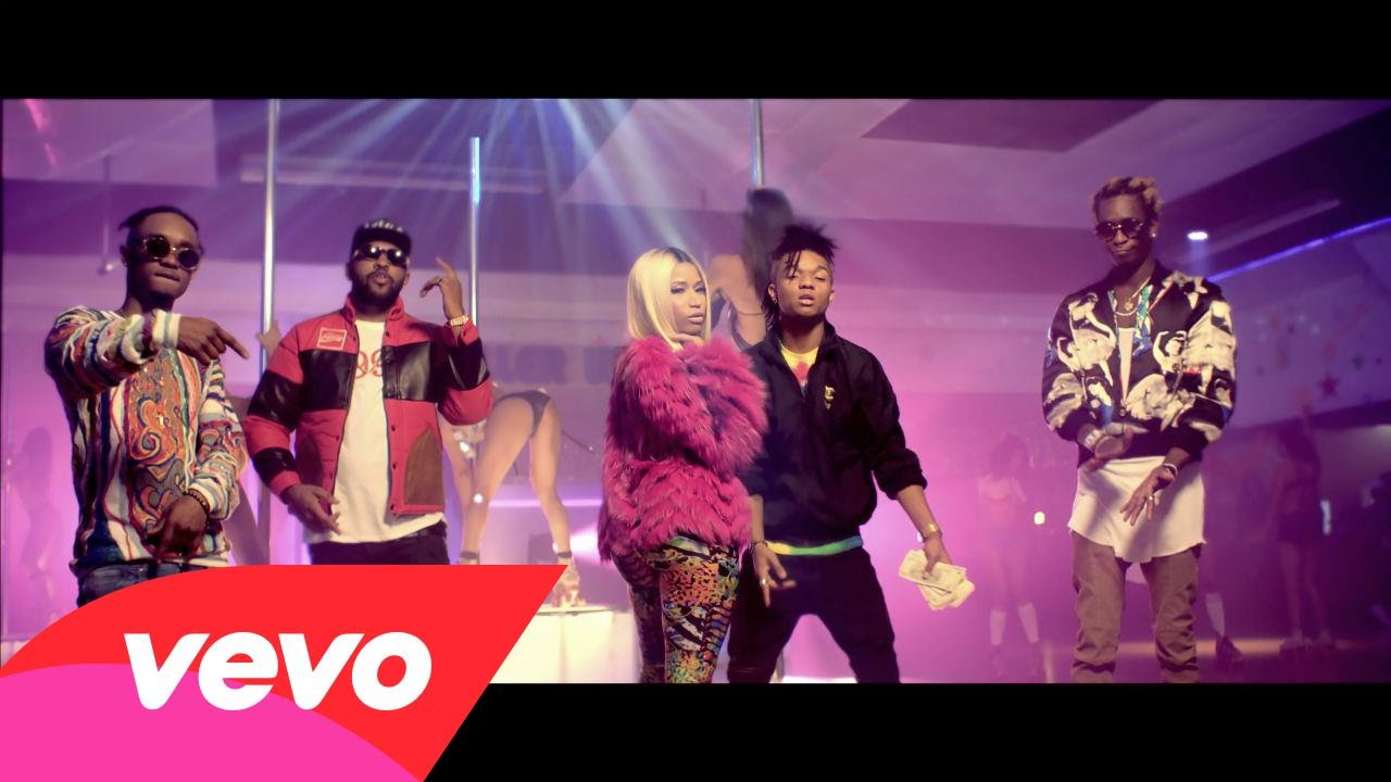 Rae Sremmurd Ft Nicki Minaj & Young Thug – Throw Sum Mo
