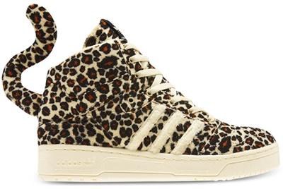 Los diseños más atrevidos de Adidas & Jeremy Scott