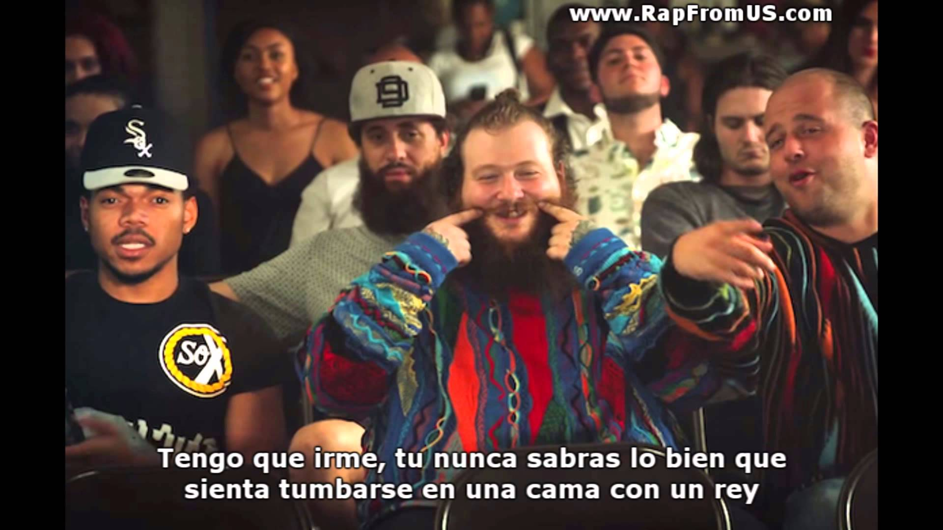 Action Bronson Ft Chance The Rapper – Baby Blue (Subtítulos Español)