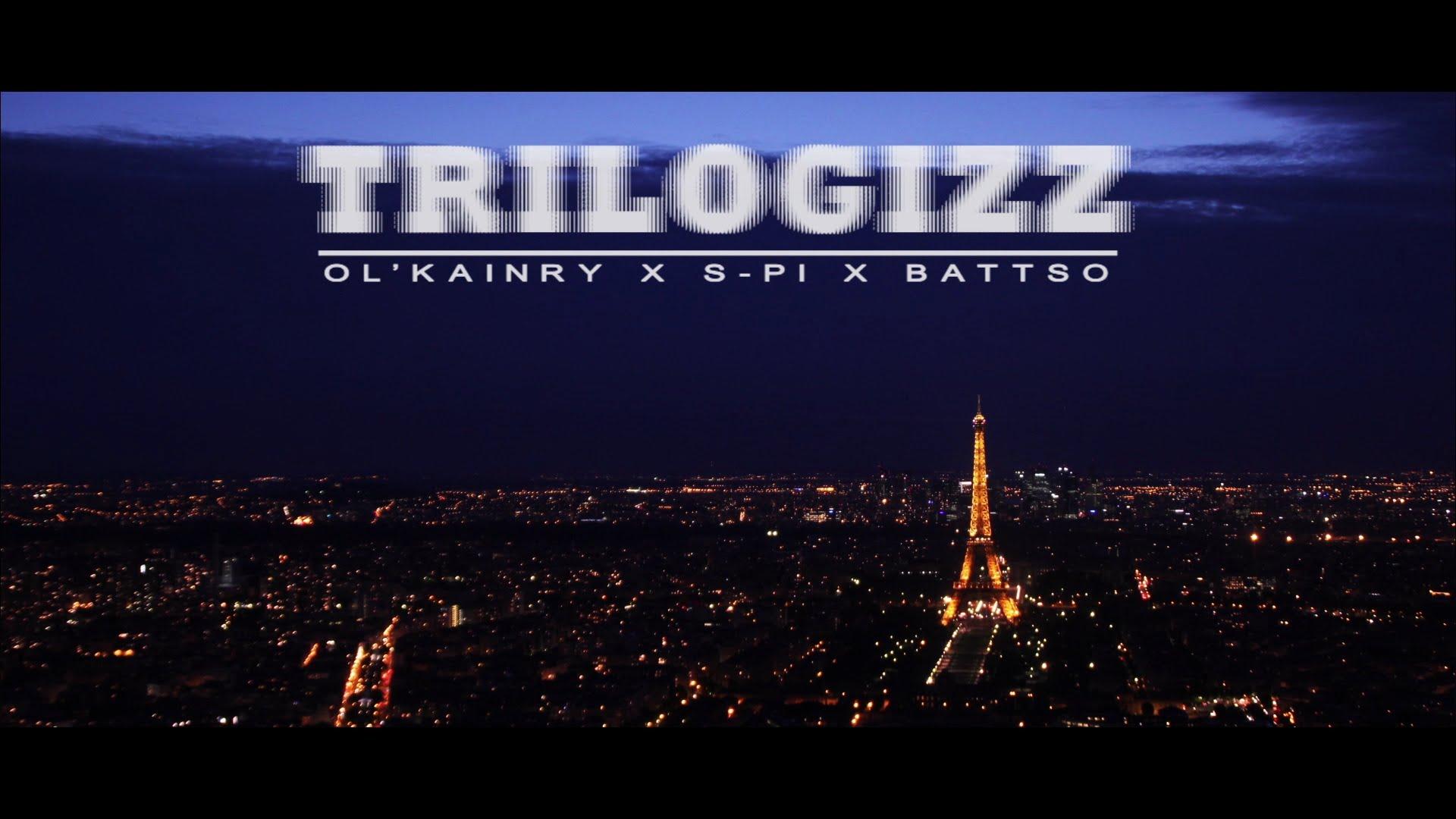 Ol' Kainry Ft S.Pi, Battso – Trilogizz