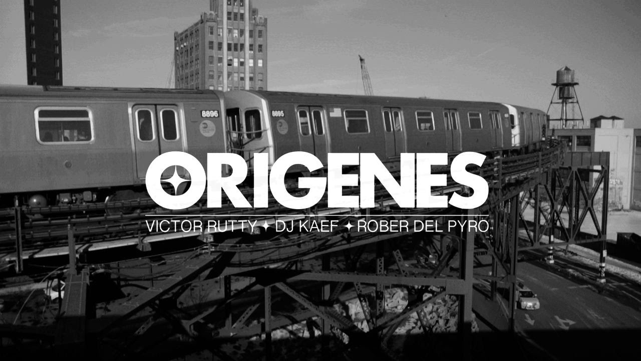 Victor Rutty Ft Dj Kaef & Rober Del Pyro – Origenes