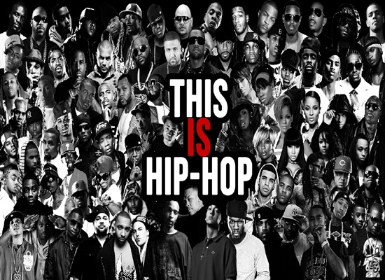 El rap es uno de los géneros más escuchados en Internet