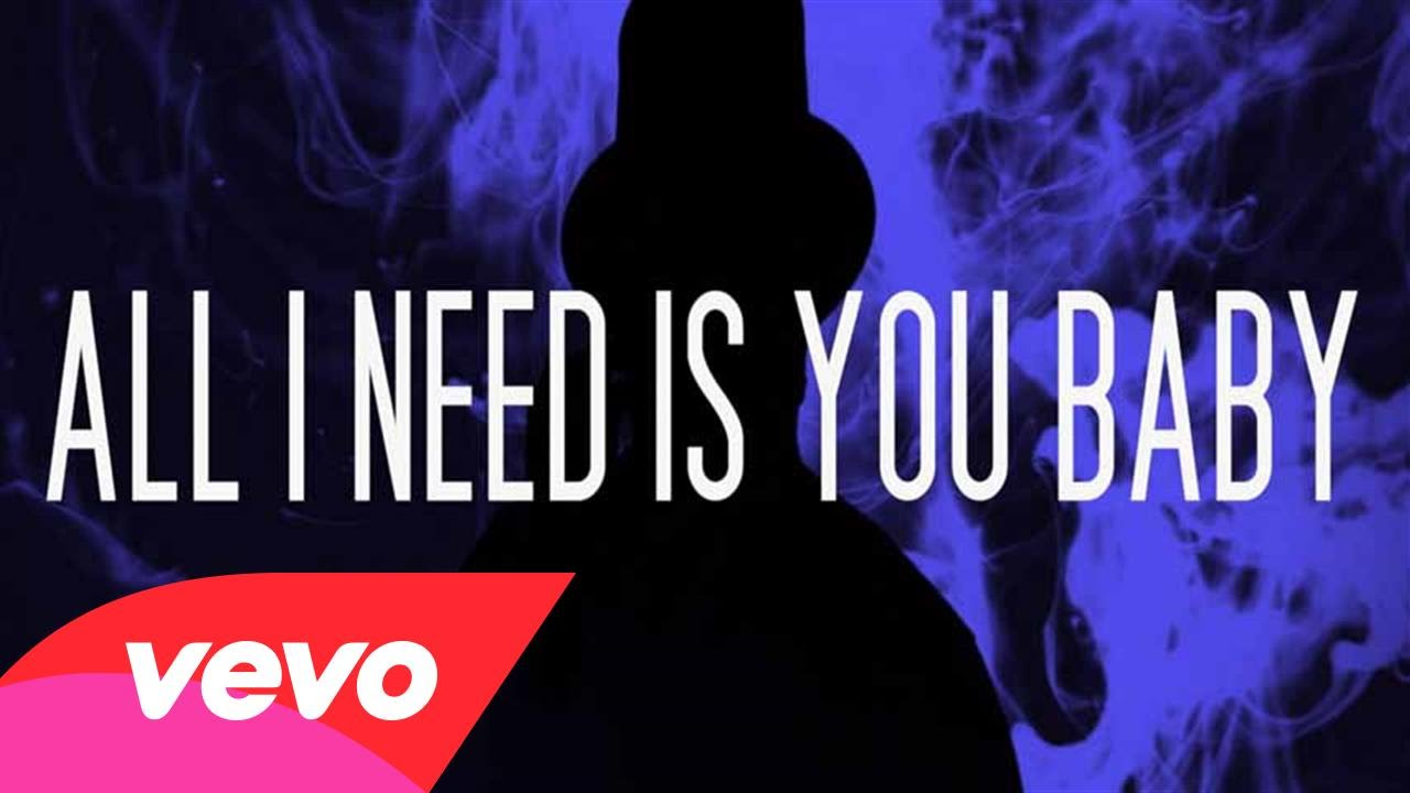 The Dream – All I Need (Lyric Video)