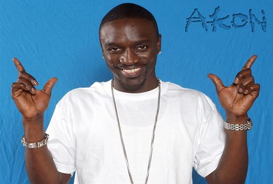Akon quiere llevar luz a 600 millones de Africanos