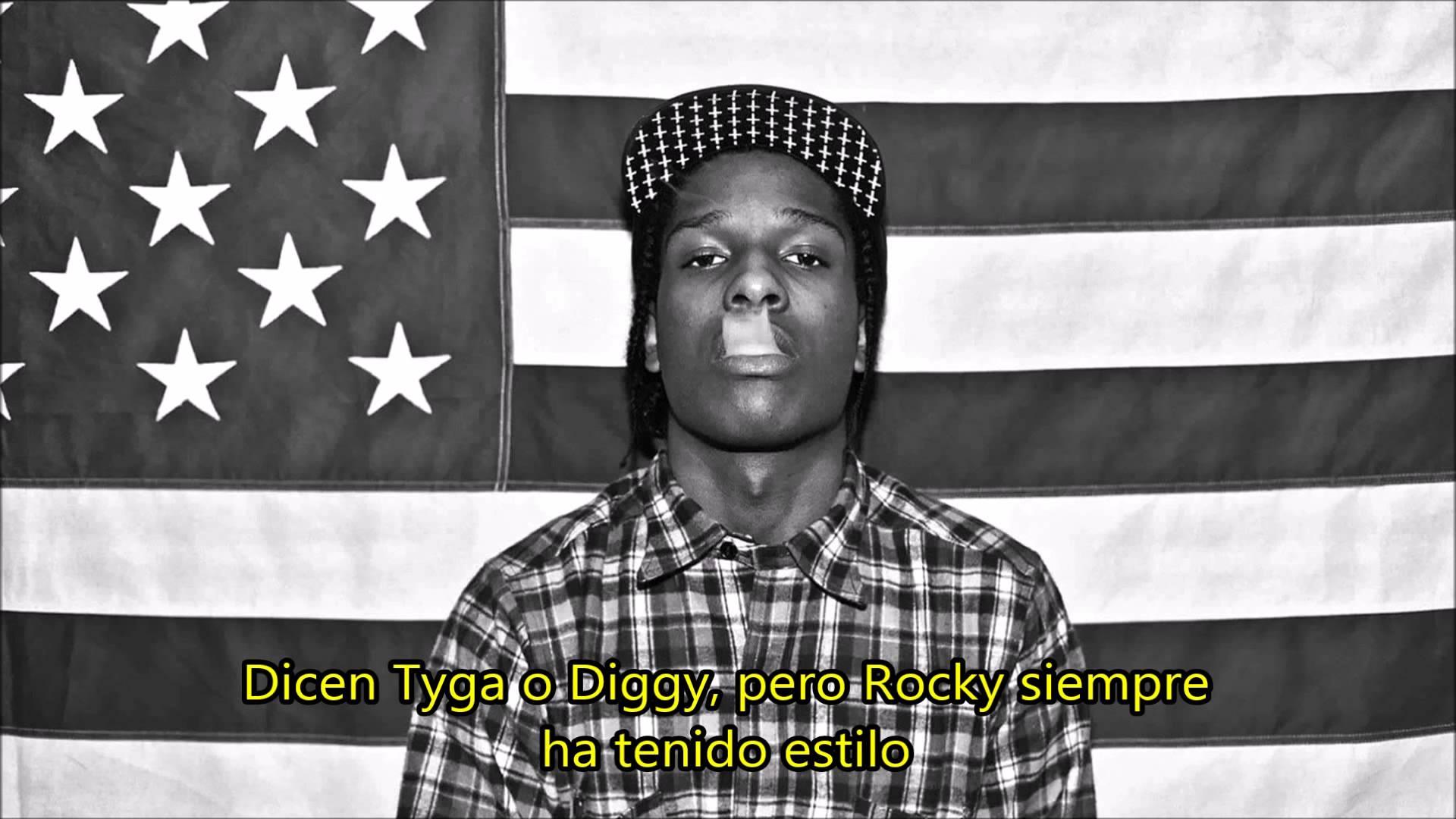 A$ap Rocky – Out Of This World (Subtítulos Español)