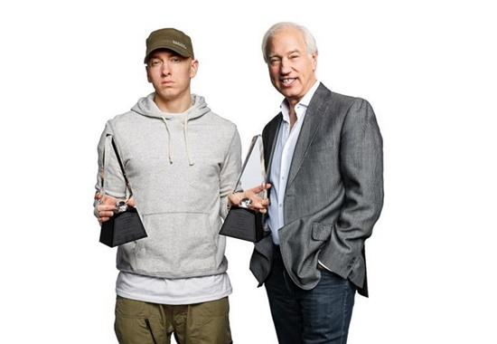 """Die Antwoord contesta a Eminem por su mención en """"Kamikaze"""""""