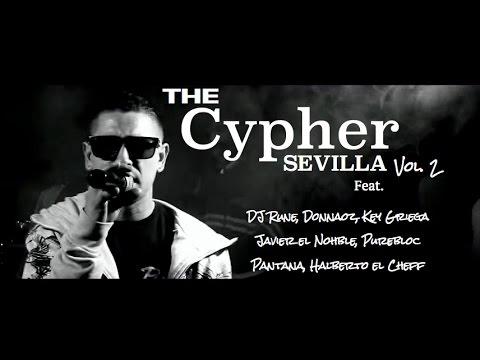 CypherSevilla Vol. 2 – DJ Rune, El Limite, Donnaoz, Key Griega, Purebloc & Pantana