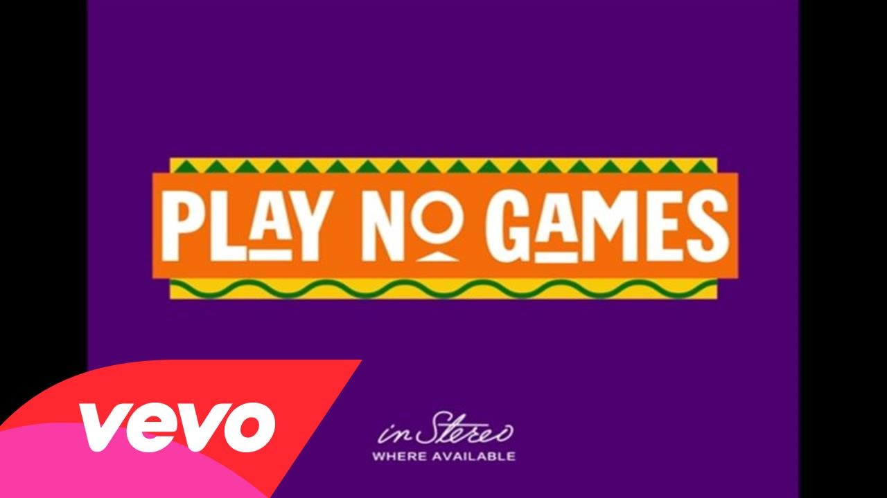 Big Sean Ft Chris Brown & Ty Dolla $ign – Play No Games