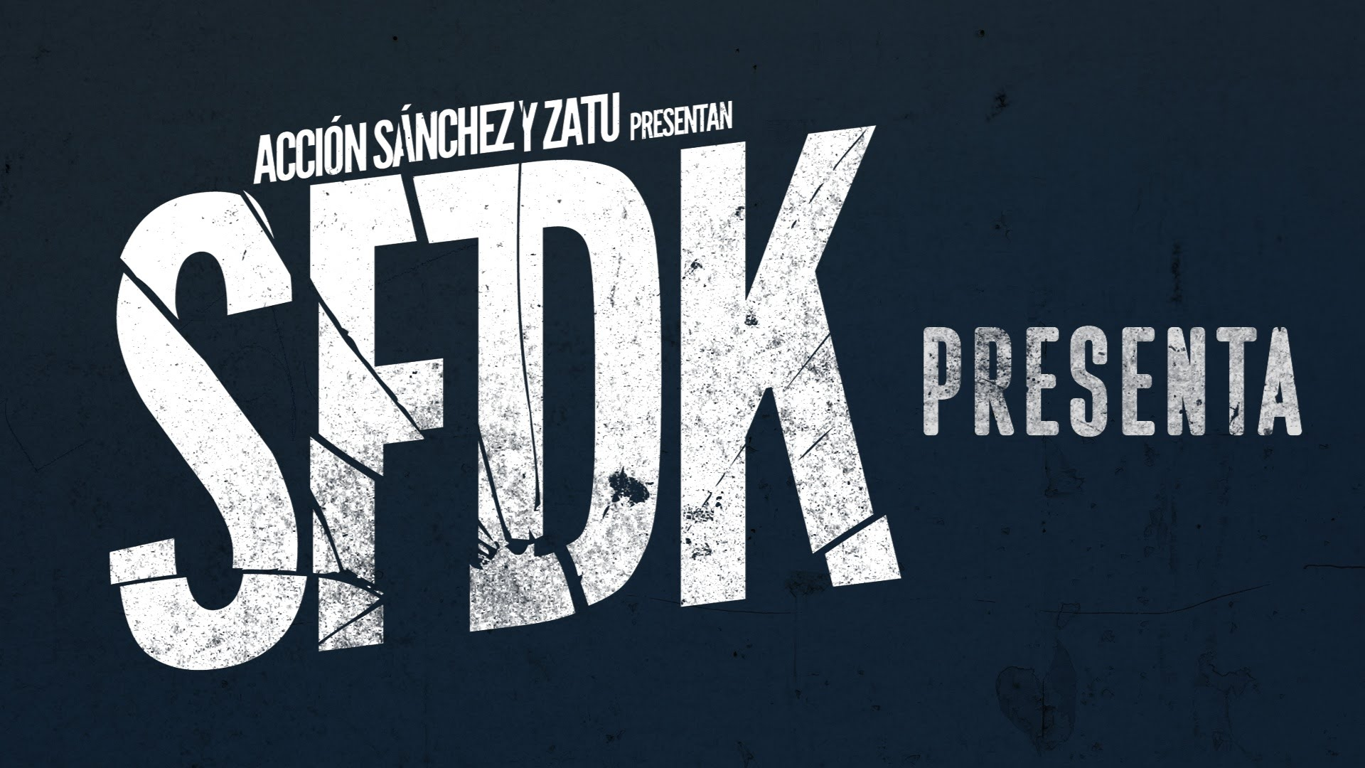 SFDK Ft Green Valley – Cantando Bajo La Vida (Lyric Video)