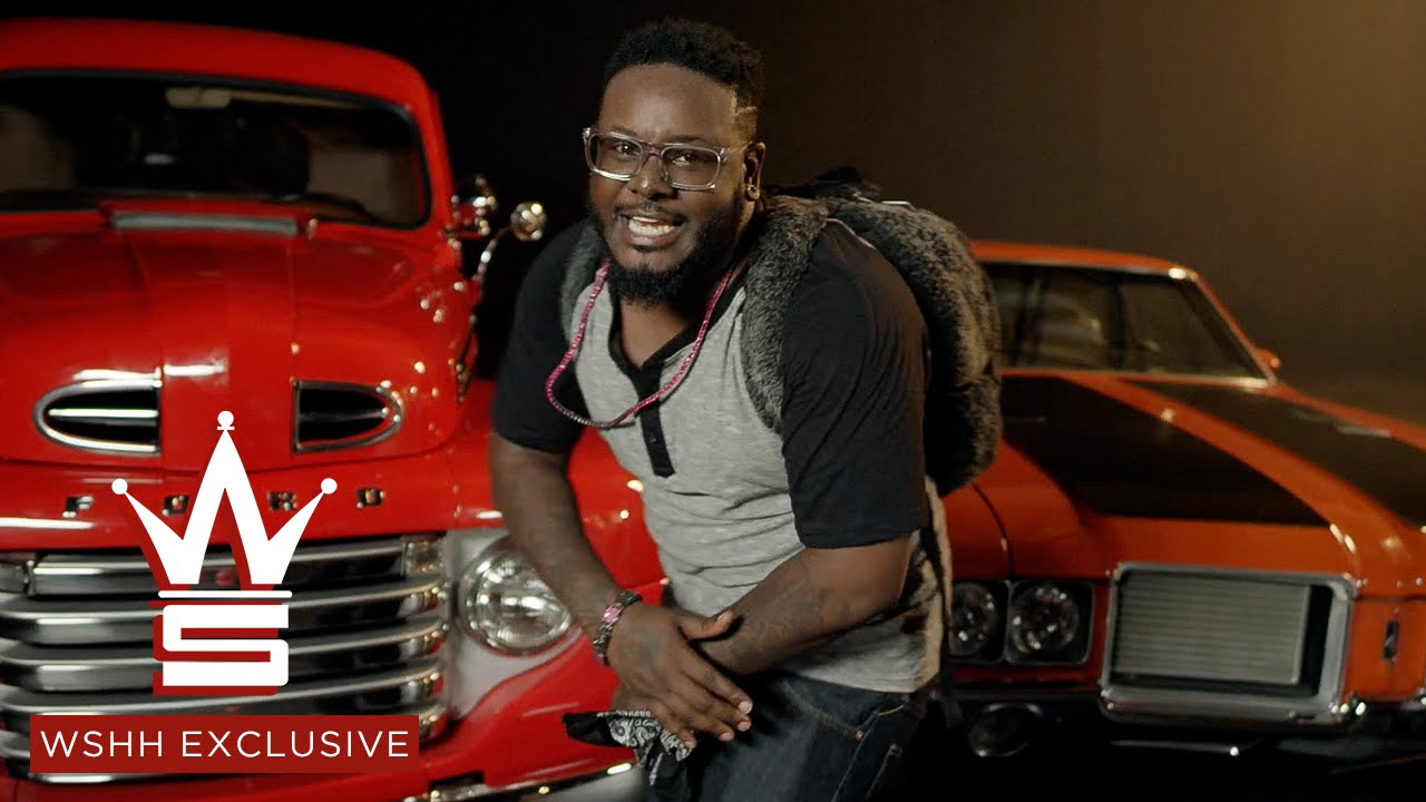 T-Pain Ft Vantrease & Young Cash – Classic Man T-Mix