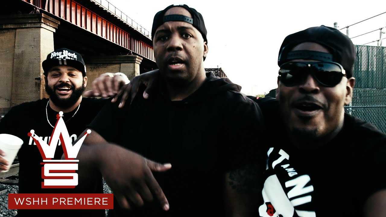 Erick Sermon Ft Sheek Louch & Joell Ortiz – Make Room
