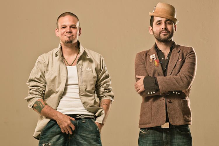 Calle 13 toma un descanso, pero sin separarse