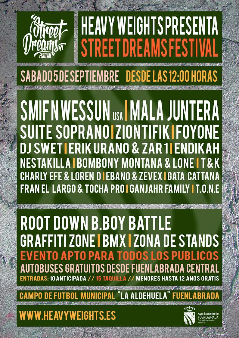 Stret Dreams Festival III