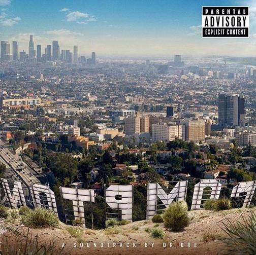 Portada y Tracklist del nuevo disco de Dr. Dre «Compton: A Soundtrack»