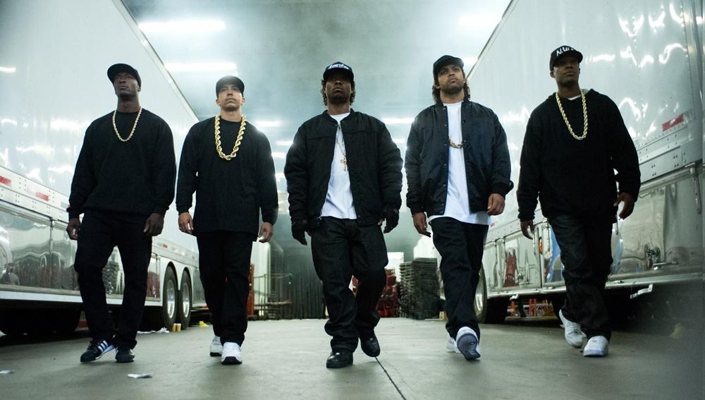 La película Straight Outta Compton arrasa en los EE.UU
