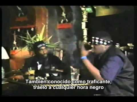 Eazy E Ft 2Pac, Notorious Big, Game & Ice Cube – Gangster Beat 4 The Street (Remix)(Sub.Español)