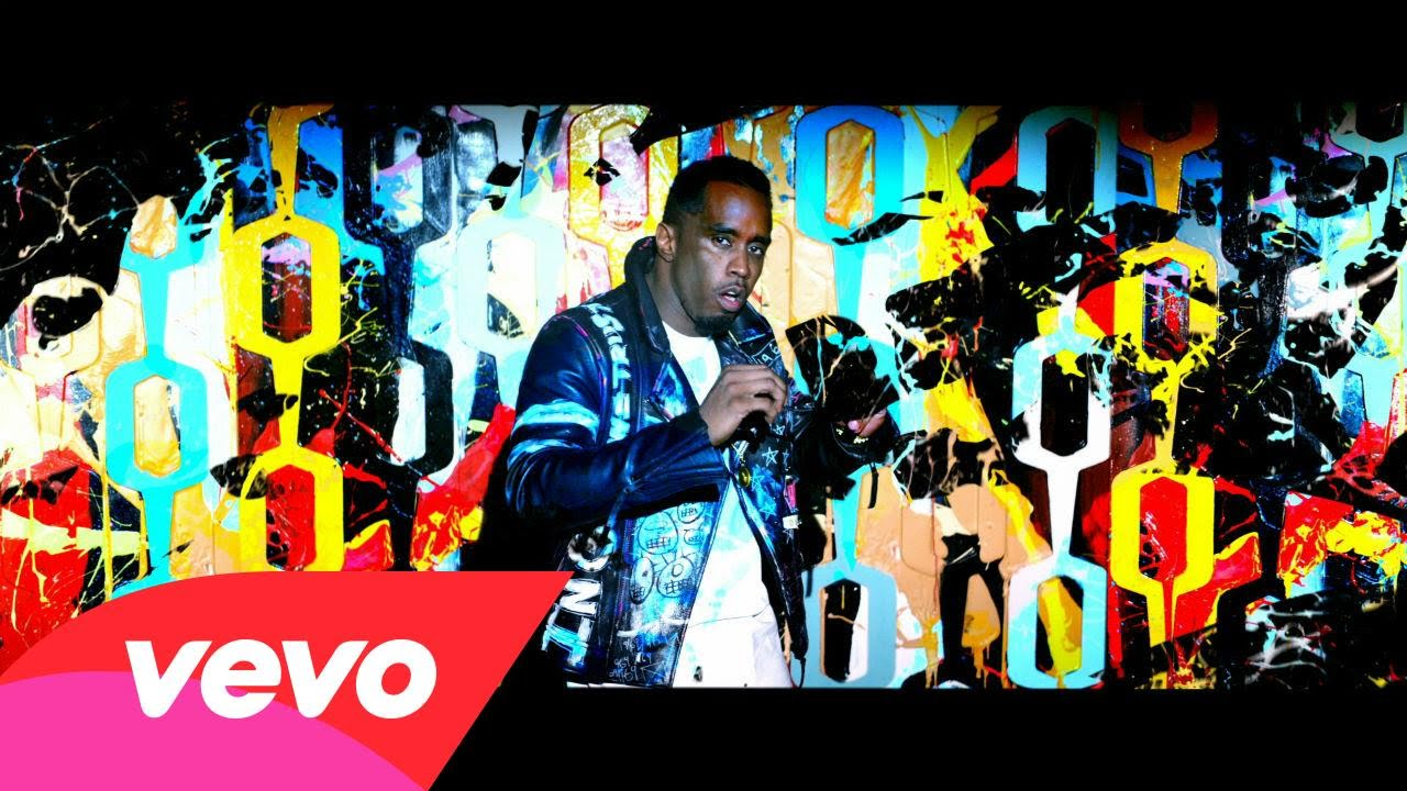Puff Daddy & The Family Ft Pharrell Williams – Finna Get Loose