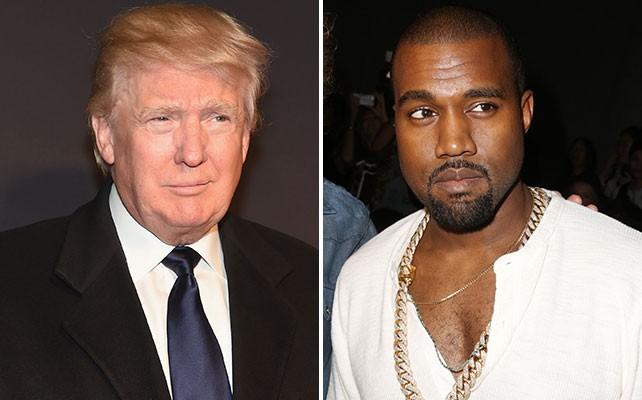Donald Trump habla sobre Kanye West