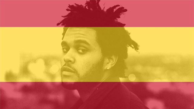 En España no conocen a The Weeknd
