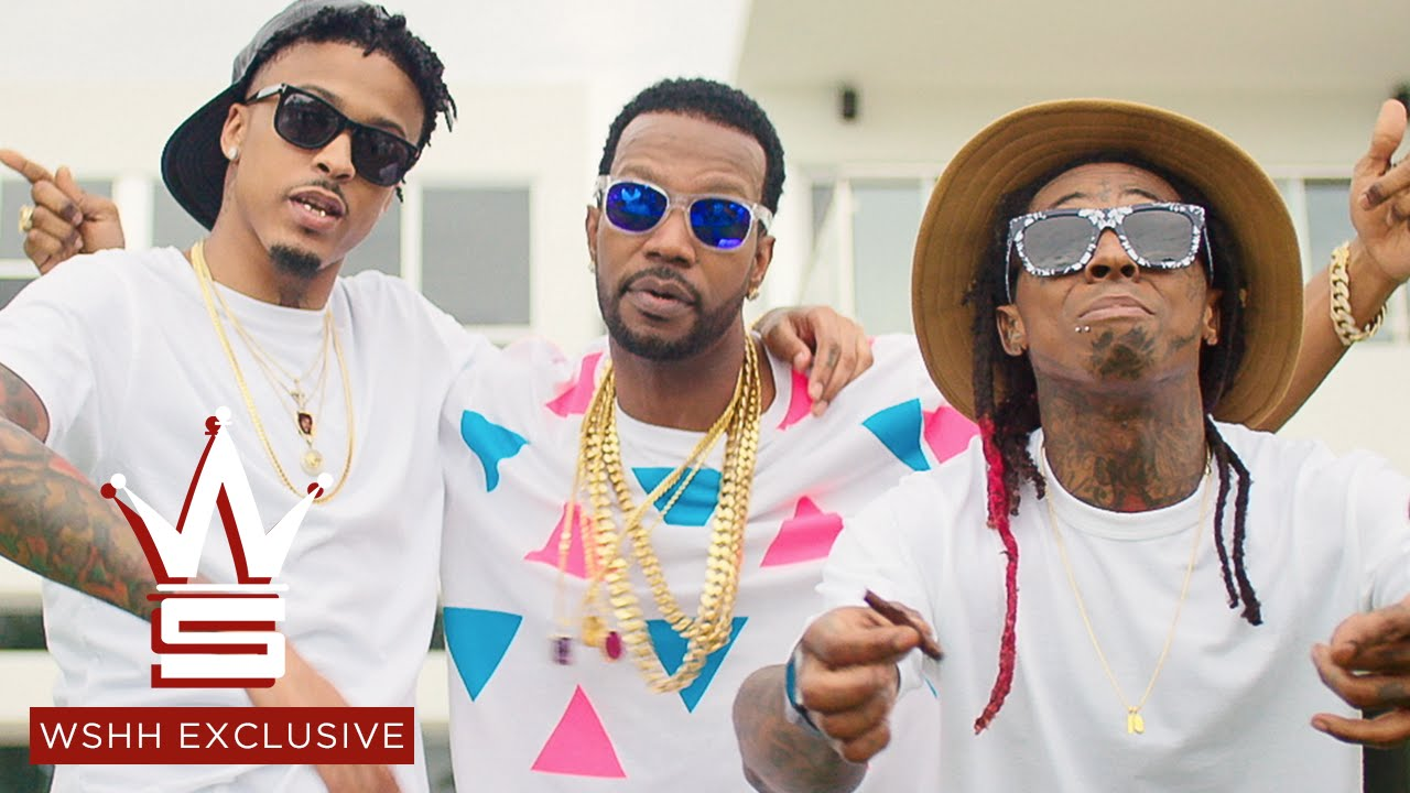 Juicy J Ft Lil Wayne & August Alsina – Miss Mary Mack