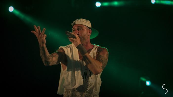 Fotos del concierto de SFDK, Rayden y Piezas en Murcia
