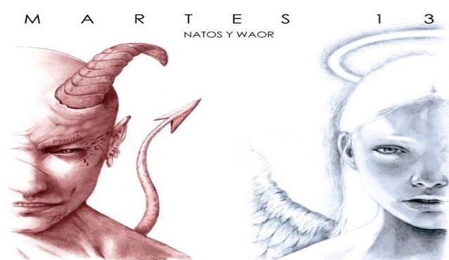 Escucha el nuevo disco de Natos & Waor