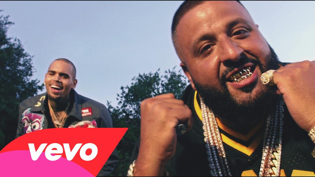 DJ Khaled Ft Chris Brown, August Alsina & Fetty Wap – Gold Slugs