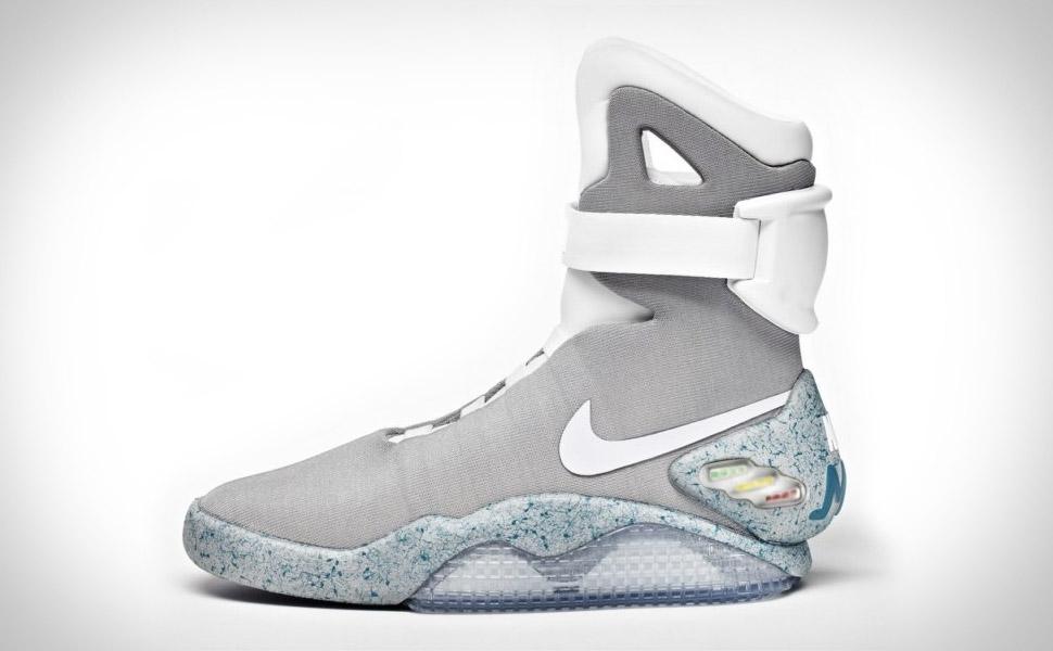 Las Nike Air MAG de Marty McFly disponibles muy pronto