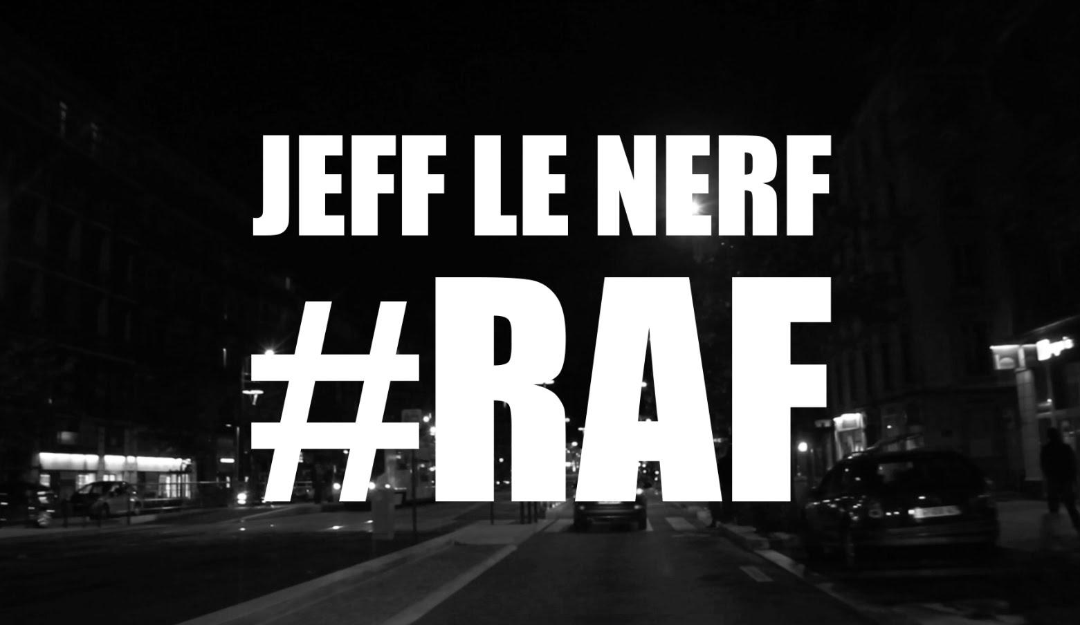 Jeff Le Nerf – Rien A Foutre