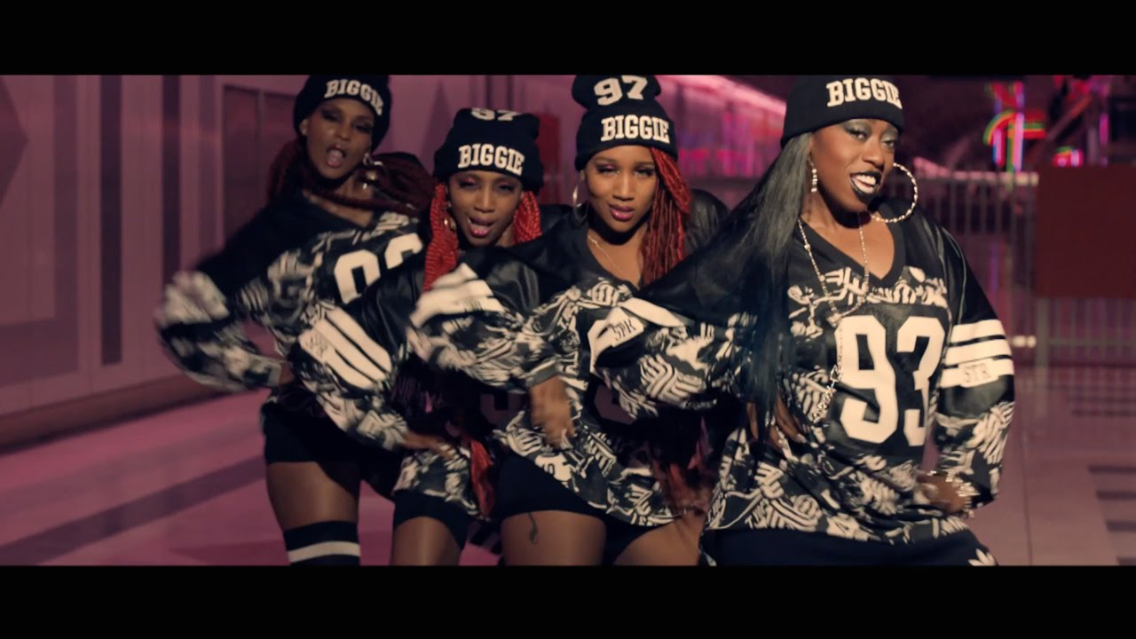 Missy Elliott Ft Pharrell Williams – WTF