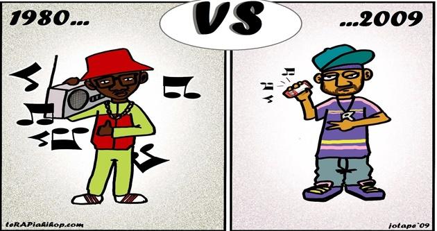 ¿El rap evoluciona o involuciona?