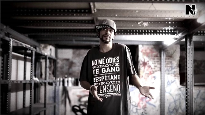 "Nerviozzo: ""Se sincera sobre la polémica de su disco Colapso"""