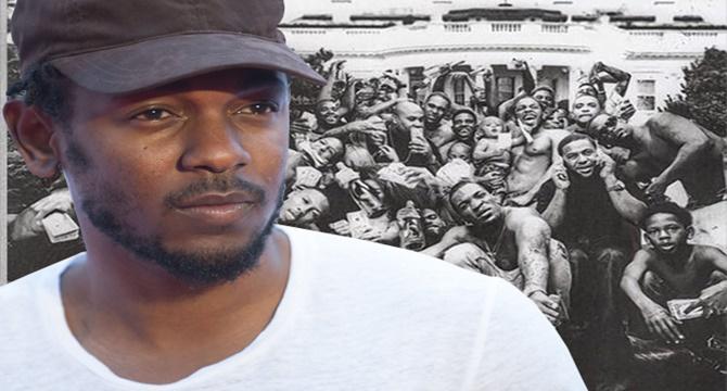 ¿El disco de Kendrick Lamar es el mejor del 2015?