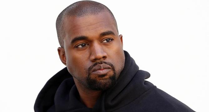 Así tira el dinero Kanye West