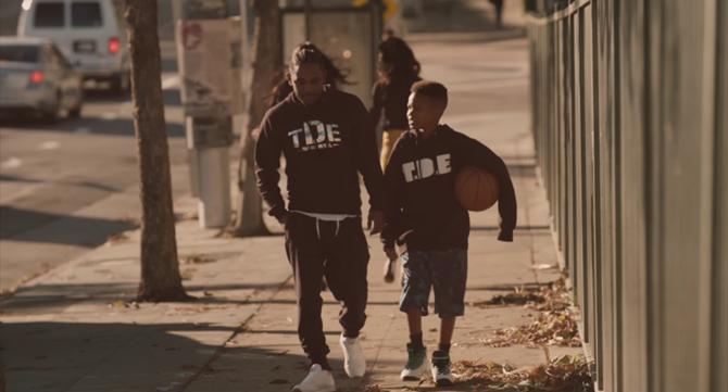 Kendrick Lamar sigue siendo tan humilde, como cuando empezó