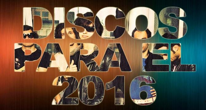 Año nuevo, discos nuevos